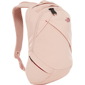 The North Face Electra Backpack Women Misty Rose Heather/Misty Rose Heather